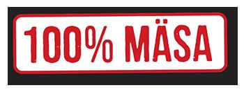 100% mäsa